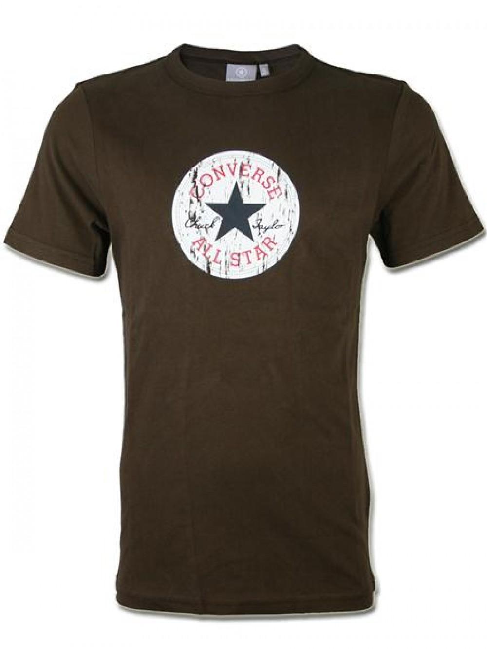 Converse Herren Vintage Shirt Vintage Patch