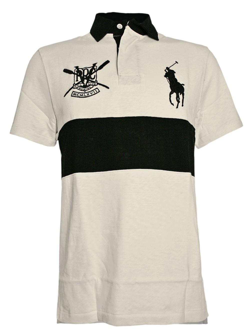 Herren Polo Rugby Big Pony