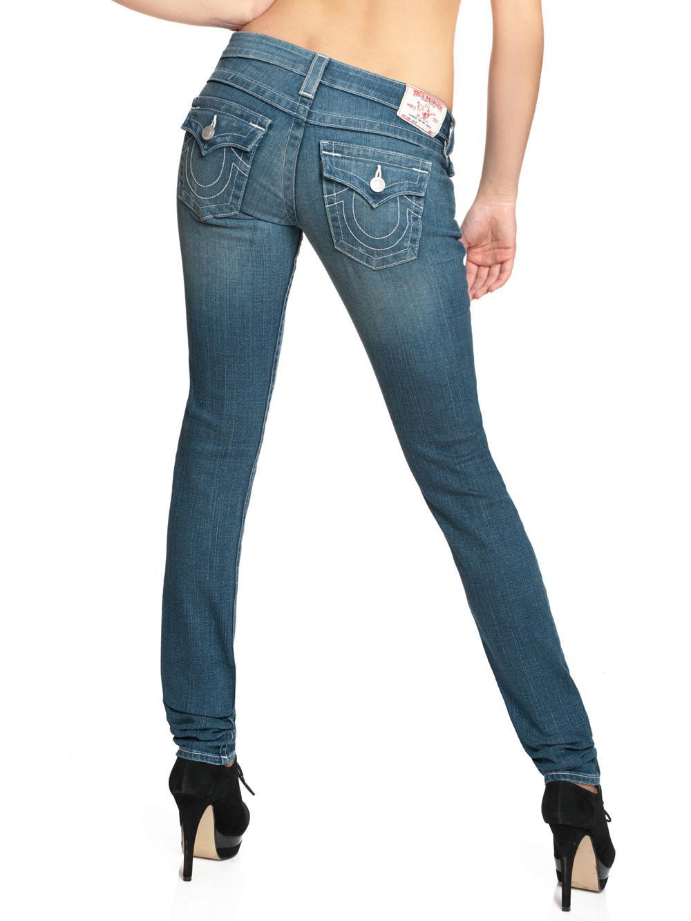 true religion damen jeans julie super t pictures to pin on pinterest. Black Bedroom Furniture Sets. Home Design Ideas