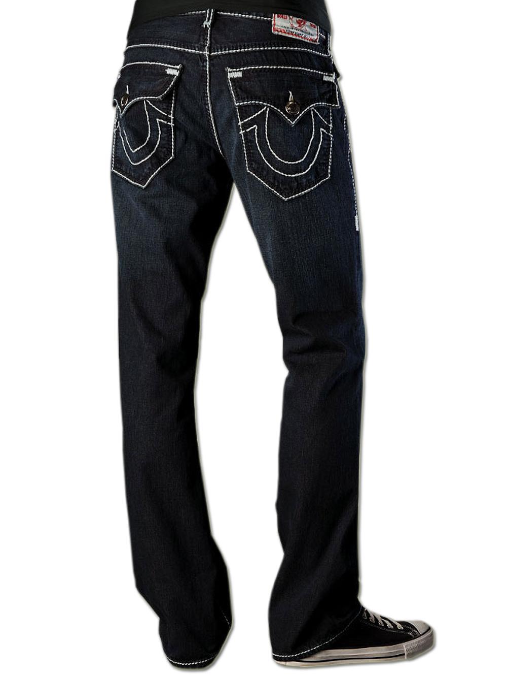 true religion herren jeans ricky giant big t true religion 3733 jeans g nstig online kaufen. Black Bedroom Furniture Sets. Home Design Ideas