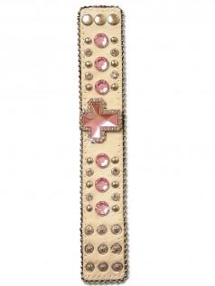 Armbaender für Frauen - DeBovian Damen Armband Cross  - Onlineshop Brandlots