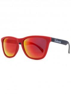 Sonnenbrillen - Knockaround Unisex Sonnenbrille Collegiate (rot)  - Onlineshop Brandlots