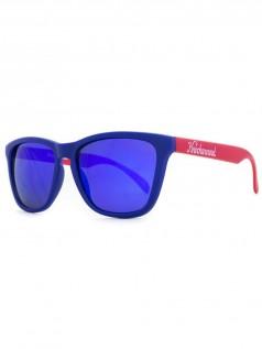 Sonnenbrillen - Knockaround Unisex Sonnenbrille Collegiate (blau)  - Onlineshop Brandlots