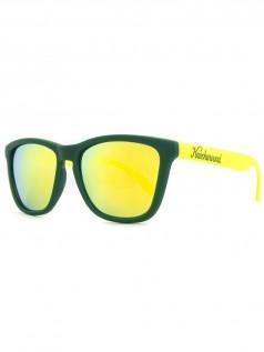 Sonnenbrillen - Knockaround Unisex Sonnenbrille Collegiate (grün)  - Onlineshop Brandlots