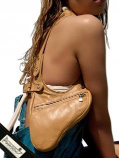 Schultertaschen - Punani Revolverbag Tasche Camel Uni  - Onlineshop Brandlots
